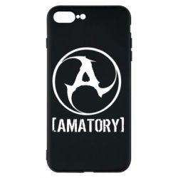 Чехол для iPhone 8 Plus Amatory - FatLine
