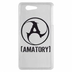 Чехол для Sony Xperia Z3 mini Amatory - FatLine