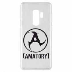 Чехол для Samsung S9+ Amatory - FatLine