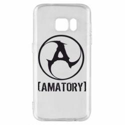 Чехол для Samsung S7 Amatory - FatLine