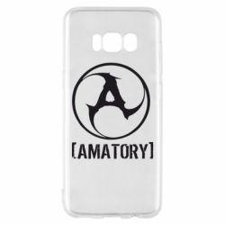 Чехол для Samsung S8 Amatory - FatLine