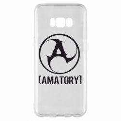 Чехол для Samsung S8+ Amatory - FatLine