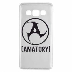 Чехол для Samsung A3 2015 Amatory - FatLine