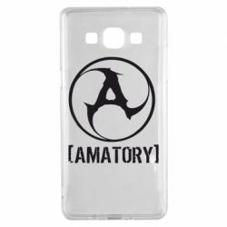 Чехол для Samsung A5 2015 Amatory - FatLine