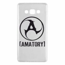 Чехол для Samsung A7 2015 Amatory - FatLine
