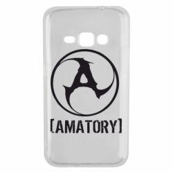 Чехол для Samsung J1 2016 Amatory - FatLine