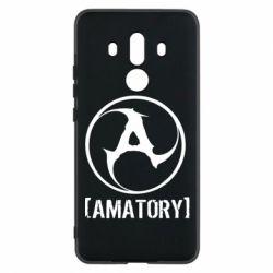 Чехол для Huawei Mate 10 Pro Amatory - FatLine
