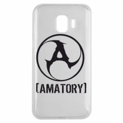 Чехол для Samsung J2 2018 Amatory - FatLine