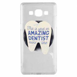 Чохол для Samsung A5 2015 Amazing Dentist