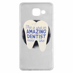 Чохол для Samsung A5 2016 Amazing Dentist