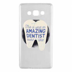 Чохол для Samsung A7 2015 Amazing Dentist