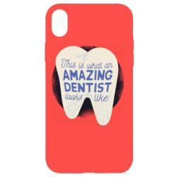 Чохол для iPhone XR Amazing Dentist