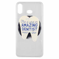 Чохол для Samsung A6s Amazing Dentist