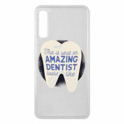 Чохол для Samsung A7 2018 Amazing Dentist