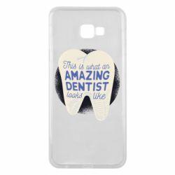 Чохол для Samsung J4 Plus 2018 Amazing Dentist