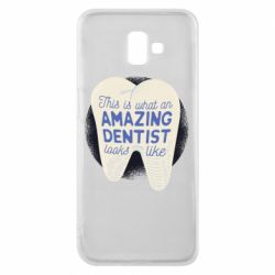 Чохол для Samsung J6 Plus 2018 Amazing Dentist