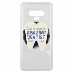 Чохол для Samsung Note 9 Amazing Dentist