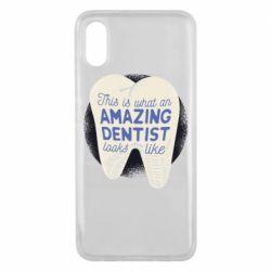 Чохол для Xiaomi Mi8 Pro Amazing Dentist