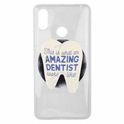Чохол для Xiaomi Mi Max 3 Amazing Dentist