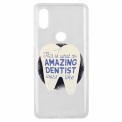 Чохол для Xiaomi Mi Mix 3 Amazing Dentist