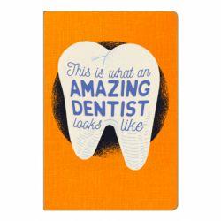Блокнот А5 Amazing Dentist