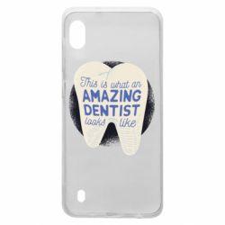 Чохол для Samsung A10 Amazing Dentist