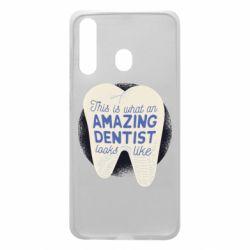 Чохол для Samsung A60 Amazing Dentist