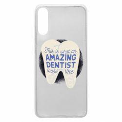 Чохол для Samsung A70 Amazing Dentist