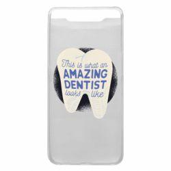 Чохол для Samsung A80 Amazing Dentist