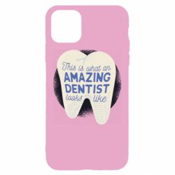 Чохол для iPhone 11 Amazing Dentist