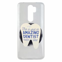 Чохол для Xiaomi Redmi Note 8 Pro Amazing Dentist