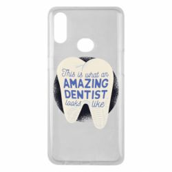 Чохол для Samsung A10s Amazing Dentist