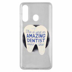 Чохол для Samsung M40 Amazing Dentist