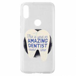 Чохол для Xiaomi Mi Play Amazing Dentist