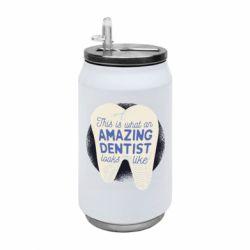 Термобанка 350ml Amazing Dentist