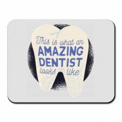 Килимок для миші Amazing Dentist