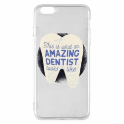 Чохол для iPhone 6 Plus/6S Plus Amazing Dentist