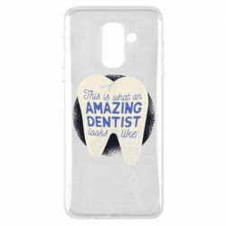 Чохол для Samsung A6+ 2018 Amazing Dentist