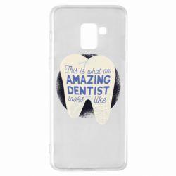 Чохол для Samsung A8+ 2018 Amazing Dentist