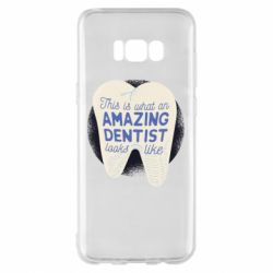 Чохол для Samsung S8+ Amazing Dentist