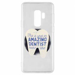 Чохол для Samsung S9+ Amazing Dentist