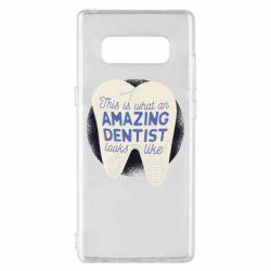 Чохол для Samsung Note 8 Amazing Dentist