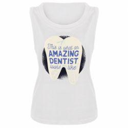 Майка жіноча Amazing Dentist