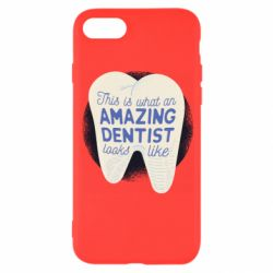 Чохол для iPhone 8 Amazing Dentist
