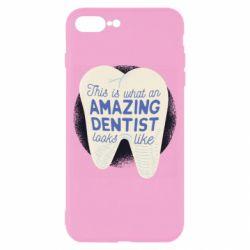 Чохол для iPhone 8 Plus Amazing Dentist