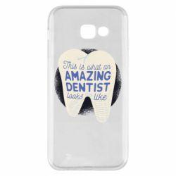 Чохол для Samsung A5 2017 Amazing Dentist