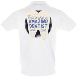 Футболка Поло Amazing Dentist