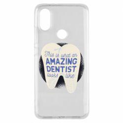 Чохол для Xiaomi Mi A2 Amazing Dentist