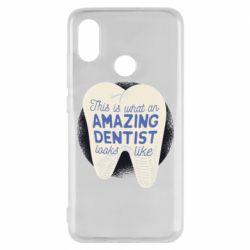 Чохол для Xiaomi Mi8 Amazing Dentist