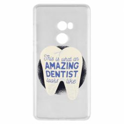 Чохол для Xiaomi Mi Mix 2 Amazing Dentist